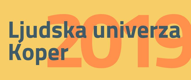 Leto 2019 na Ljudski univerzi Koper v nekaj številkah