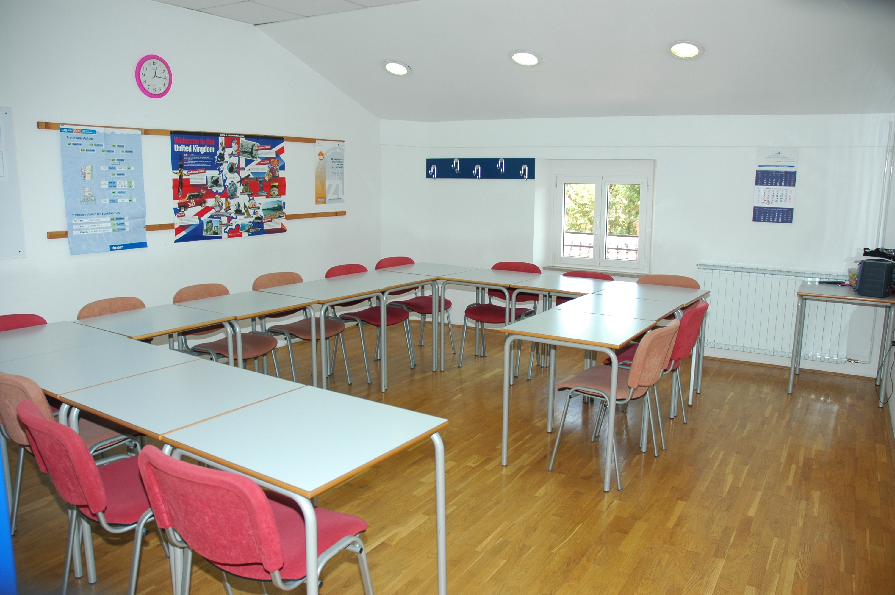 majhna učilnica