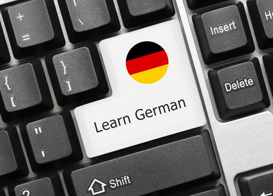 Brezplačni začetni tečaj nemščine na daljavo.